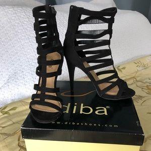 e298df648d8ac Women s Diba Strappy Heels on Poshmark